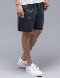 Marni Shorts With Contrast Side Stripe