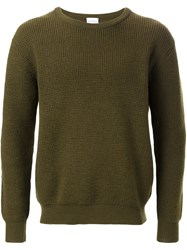Cityshop Thermal Jumper Green