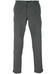 Pence Tapered Trousers Grey