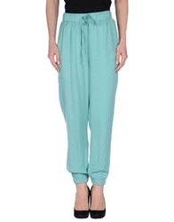 Minimum Casual Pants Light Green