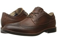Mark Nason Foxhill Cognac Leather Men's Lace Up Casual Shoes Brown