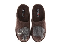 Haflinger Ellie Earth Women's Slippers Brown