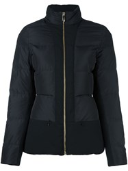 Versace Collection Padded Jacket Black