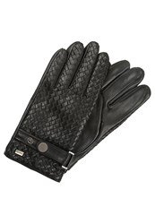 Karl Lagerfeld Gloves Black