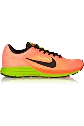 Nike Zoom Structure 17 Mesh Sneakers Orange