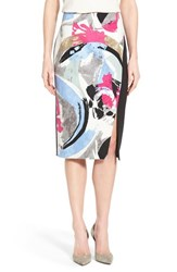 Women's Ellen Tracy Asymmetrical Pencil Skirt