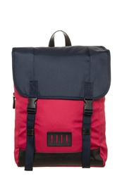 Your Turn Rucksack Red Navy
