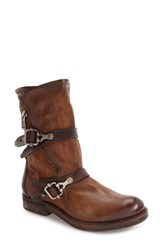 A.S.98 Women's Vega Buckle Strap Boot