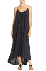Women's Vince Camuto 'Polish Solids' Racerback Cover Up Maxi Dress