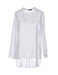 Nuvola Shirts Shirts Women White