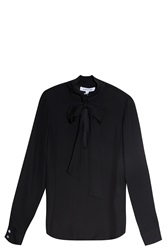 Elizabeth And James Debbie Blouse Black