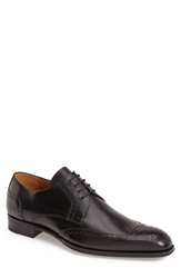 Mezlan 'Bosch' Wingtip Men Black