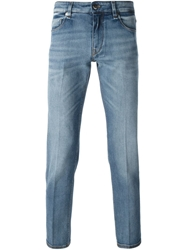Fendi Tapered Jeans Blue