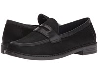 Cole Haan Pinch Campus Penny Black Haircalf Leather Women's Shoes