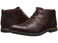 Timberland Earthkeepers Brook Park Chukka Red Brown Smooth Men's Lace Up Boots