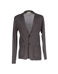 Daniele Fiesoli Suits And Jackets Blazers Men Dove Grey