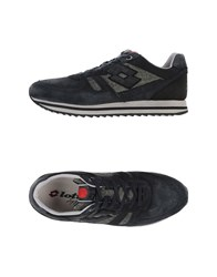 Lotto Leggenda Footwear Low Tops And Trainers Men Dark Blue