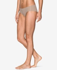 Under Armour Pure Stretch Hipster Underwear Nude