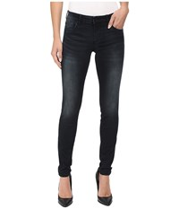 Kut From The Kloth Mia Toothpick Five Pocket Skinny Jeans In Black Black Women's Jeans
