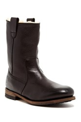 Blackstone Genuine Sheepskin Lined Boot Black