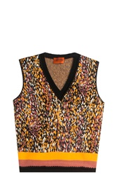 Missoni Leopard Sweater