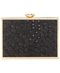Inc International Concepts Large Clutch Only At Macy's Black