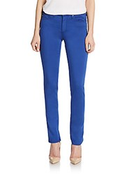 Ag Adriano Goldschmied Skinny Jeans Royal Blue