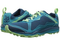 Merrell All Out Crush Light Bright Green Women's Shoes