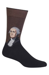 Hot Sox Men's 'George Washington' Socks