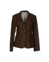 Rogan Suits And Jackets Blazers Women Military Green
