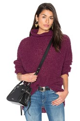 Free People She's All That Sweater Wine