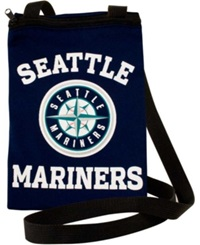 Little Earth Seattle Mariners Pouch Bag Team Color