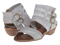 Miz Mooz Cyrus Ice Women's Sandals White