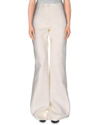 Gareth Pugh Trousers Casual Trousers Women Ivory
