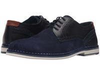 Ted Baker Ravado Dark Blue Suede Men's Lace Up Casual Shoes