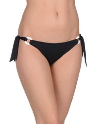 Twin Set Simona Barbieri Bikini Bottoms Black