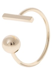 Selected Femme Sfsonia Ring Goldcoloured