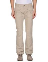 John Richmond Casual Pants Military Green