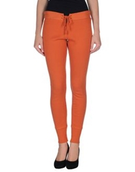 Alternative Apparel Casual Pants Orange
