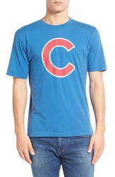Red Jacket Men's 'Chicago Cubs Brass Tacks' Trim Fit T Shirt
