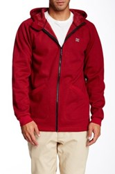 Dc Tempo Jacket Red
