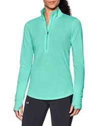 Under Armour Stand Collar Long Sleeve Jacket Crystal
