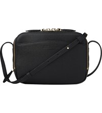 Lk Bennett Mariel Leather Cross Body Bag Bla Black
