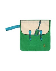 Roberta Di Camerino Small Leather Goods Pouches Women Green