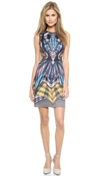 Clover Canyon Flight Of The Earls Dress Multi