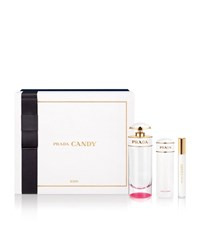 Prada Candy Kiss Gift Set Edp 80Ml Unisex