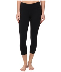 Prana Ashley Capri Legging Black Women's Capri