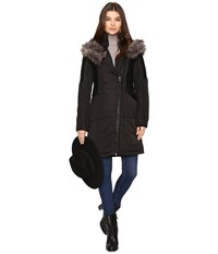 Only New Kathryn Nylon Coat Black Women's Coat