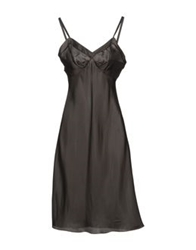 Boudicca Short Dresses Black