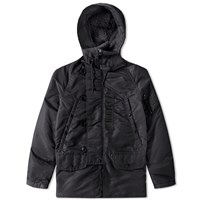 Beams Plus N 3B Down Parka Black